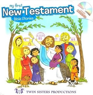 My First New Testament Bible Stories [With CD (Audio)]