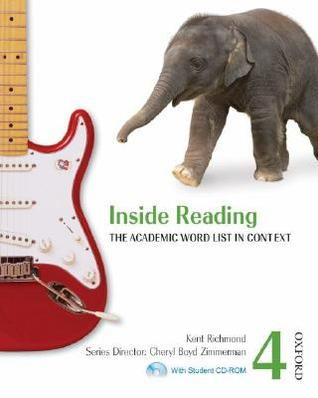 Inside Reading 4: The Academic Word List in Context [With CDROM]