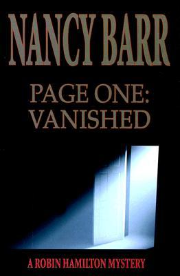 Page One by Nancy Barr