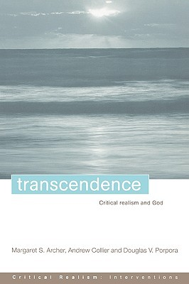 Transcendence: Critical Realism and God