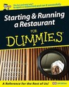 Starting & Running a Restaurant for Dummies