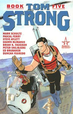 Tom Strong, Book 5 (Tom Strong #5)