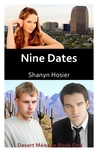 Nine Dates (Desert Ménage, #1)