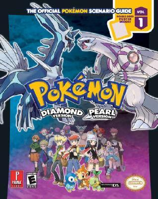 Pokémon Diamond & Pearl - The Official Pokémon Scenario Guide by Lawrence Neves