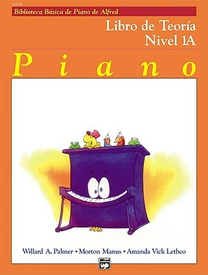 Alfred's Basic Piano Library Theory, Bk 1a: Spanish Language Edition