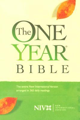 Holy Bible; The One Year Bible by Anonymous