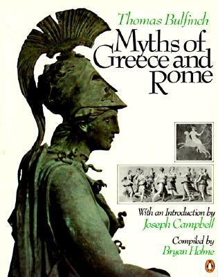 Myths of Greece and Rome by Thomas Bullfinch