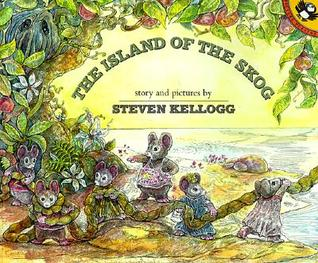 The Island of the Skog by Steven Kellogg