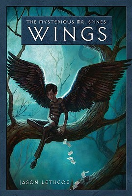 Wings (Mysterious Mr. Spines, #1)