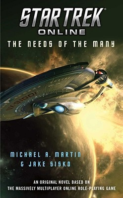 Star Trek Online by Michael A. Martin