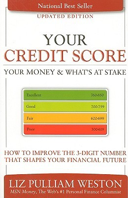 Your Credit Score, Your Money & What's at Stake by Liz Pulliam Weston