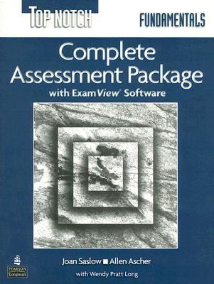 Top Notch Fundamentals Complete Assessment Package [With CD]