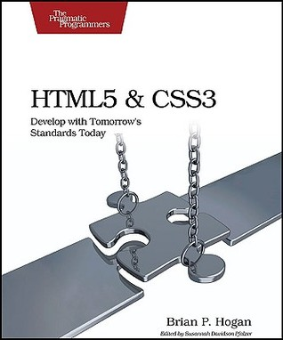 HTML5 and CSS3 by Brian P. Hogan
