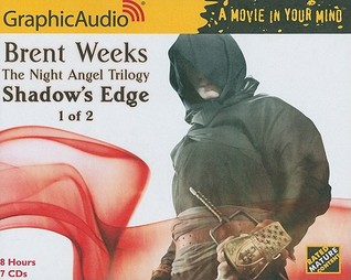 Shadow's Edge, Part 1 of 2 (Night Angel, #2, part 1)