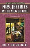 Mrs. Jeffries in the Nick of Time (Mrs. Jeffries, #25)
