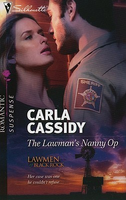 The Lawman's Nanny Op (Lawmen of Black Rock #2)
