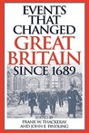 Events That Changed Great Britain Since 1689
