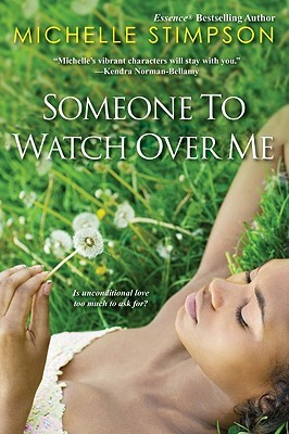 Someone to Watch Over Me by Michelle Stimpson