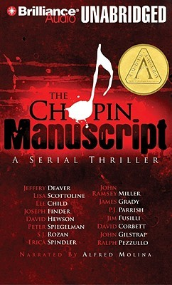 The Chopin Manuscript by Jeffery Deaver