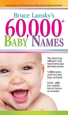 60,000+ Baby Names