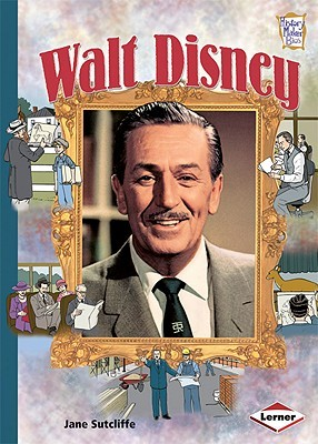 Walt Disney by Jane Sutcliffe