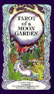 Tarot of a Moon Garden (Tarot Deck - Not a book)