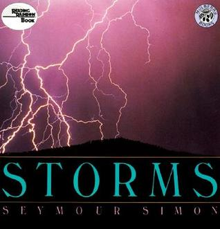 Storms by Seymour Simon
