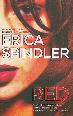 Red by Erica Spindler