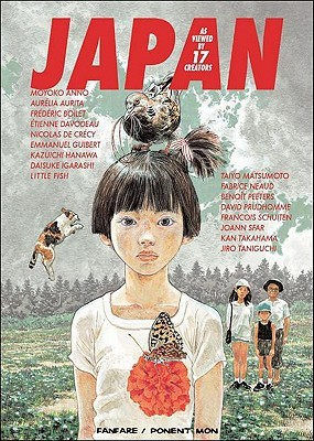 Japan As Viewed By 17 Creators by Moyoco Anno