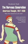 The Nervous Generation: American Thought 1917-1930