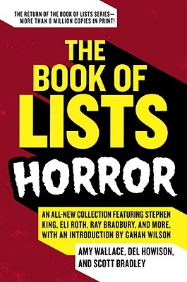 The Book of Lists by Amy Wallace