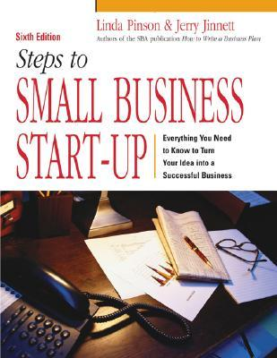 Steps to Small Business Start-Up by Linda Pinson