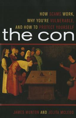 The Con by James Munton