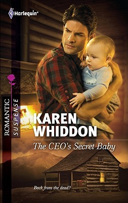 The CEO's Secret Baby by Karen Whiddon