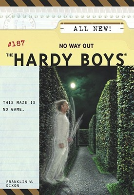 No Way Out (Hardy Boys, #187)