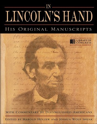 In Lincoln's Hand by Joshua Wolf Shenk