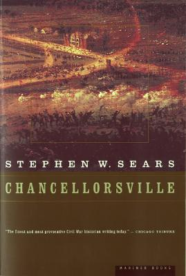 Chancellorsville  -  Stephen W. Sears