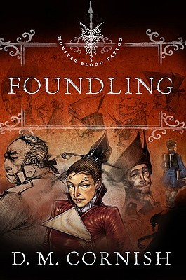 Foundling by D.M. Cornish