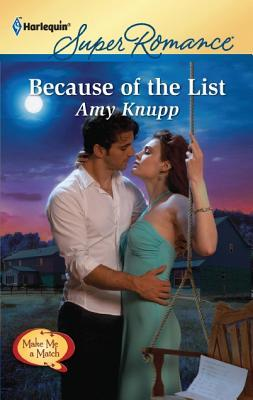 Because of the List by Amy Knupp