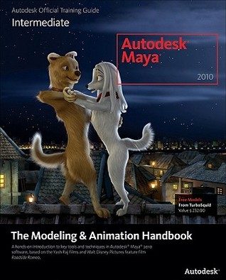 Autodesk Maya 2010 by Autodesk Maya Press