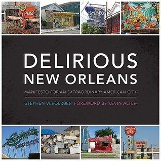 Delirious New Orleans: Manifesto for an Extraordinary American City (The Roger Fullington Series in Architecture)