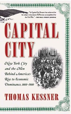 Capital City by Thomas Kessner