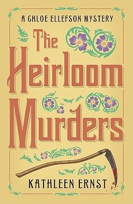 The Heirloom Murders by Kathleen Ernst