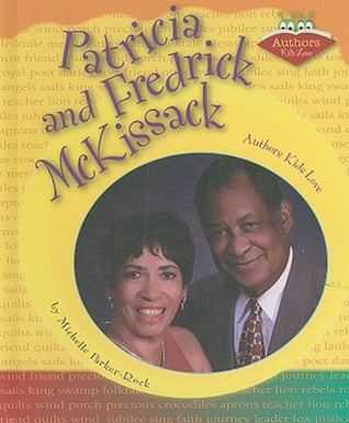 Patricia and Fredrick McKissack by Michelle Parker-Rock