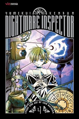 Nightmare Inspector: Yumekui Kenbun, Vol. 4: Shadows