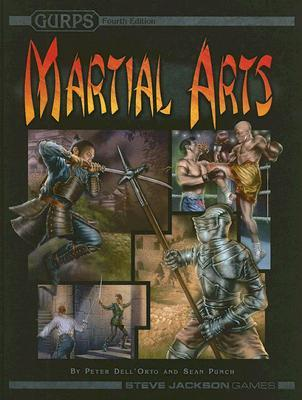 GURPS Martial Arts by Peter Dell'Orto