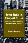 From Sicily to Elizabeth Street by Donna R. Gabaccia