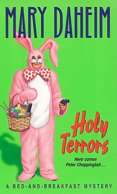 Holy Terrors (Bed-and-Breakfast Mysteries #3)