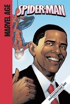 Spider-Man (Marvel Age): Inauguration Day