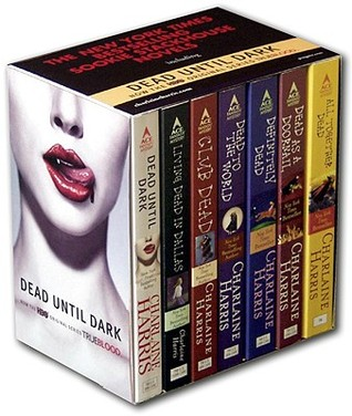 Sookie Stackhouse 7-copy Boxed Set by Charlaine Harris